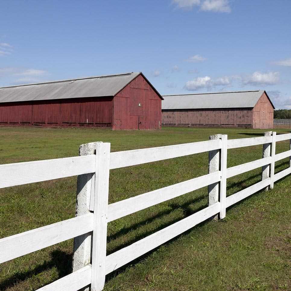 Благоустройство фермерского хозяйства